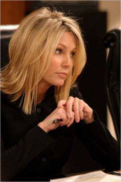 heather locklear always love her hair...