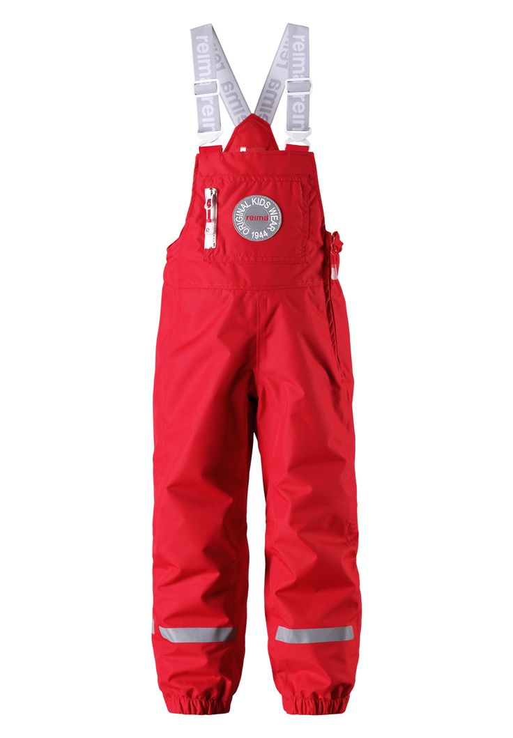 #ReimaAutumn2014 #Reima70 Kids pants Sege reima red