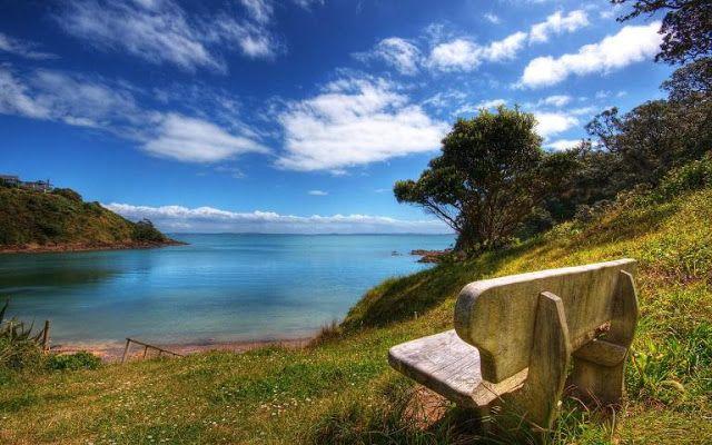 DIVAGAR SOBRE TUDO UM POUCO: Nova Zelândia - New Zealand