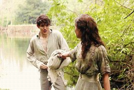 Colin Morgan as Victor Richardson in Testament of Youth