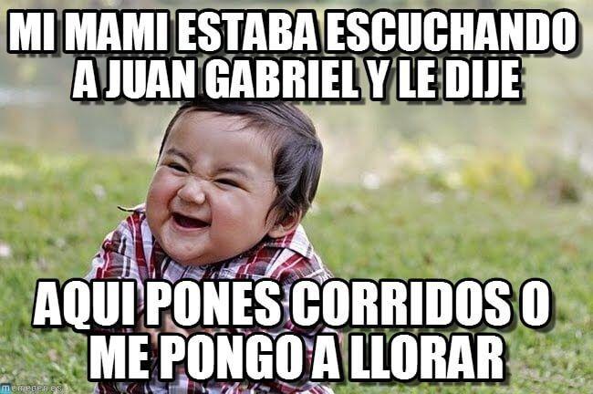 Memes divertidos de Juan Gabriel para bajar (2)