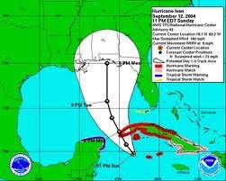 Hurricane Ivan 2004 Pensacola Florida