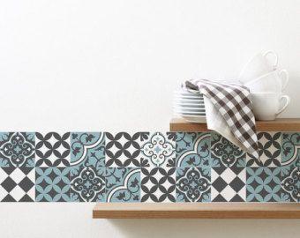 20 best credence images on Pinterest | Kitchen, Bathroom tiling ...