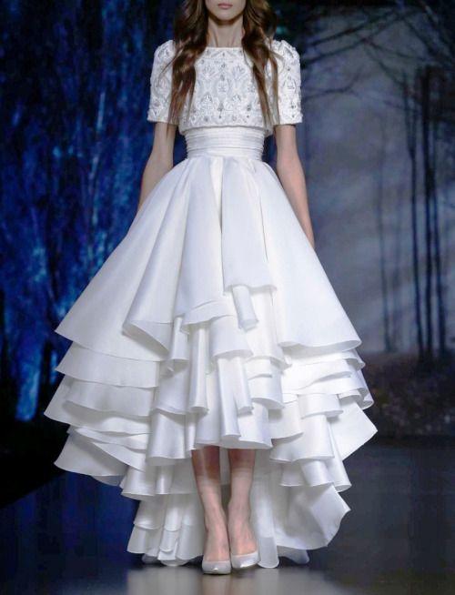 skaodi: Ralph & Russo Haute Couture Fall/Winter 2015. Paris Fashion Week.