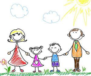 Que Es Escuela De Padres Ninos Dibujos Animados Taller Para Padres Dia De La Familia