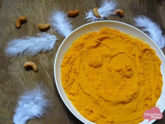 { Pauvre en fodmaps } Mousseline de carottes doudou pour petits ventres sensibles