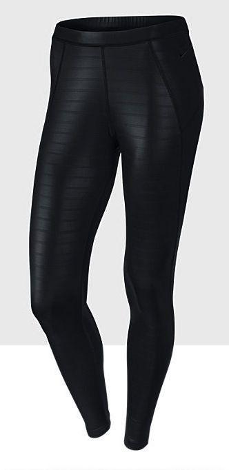 Matte Print Modern Running Tights. LOVE me some Nike