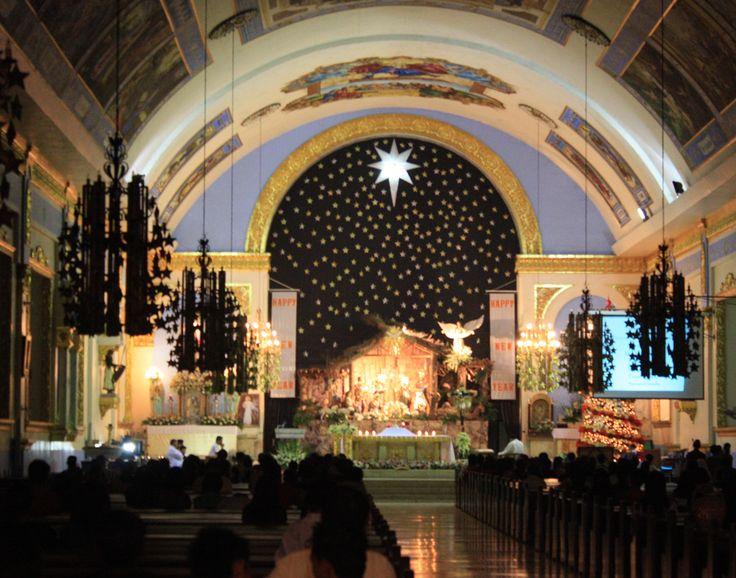 Christmas decor church 09 1 black backgrounds christmas for Backdrop decoration for church