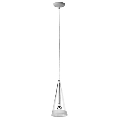 fuchsia drop ceiling light - Flos