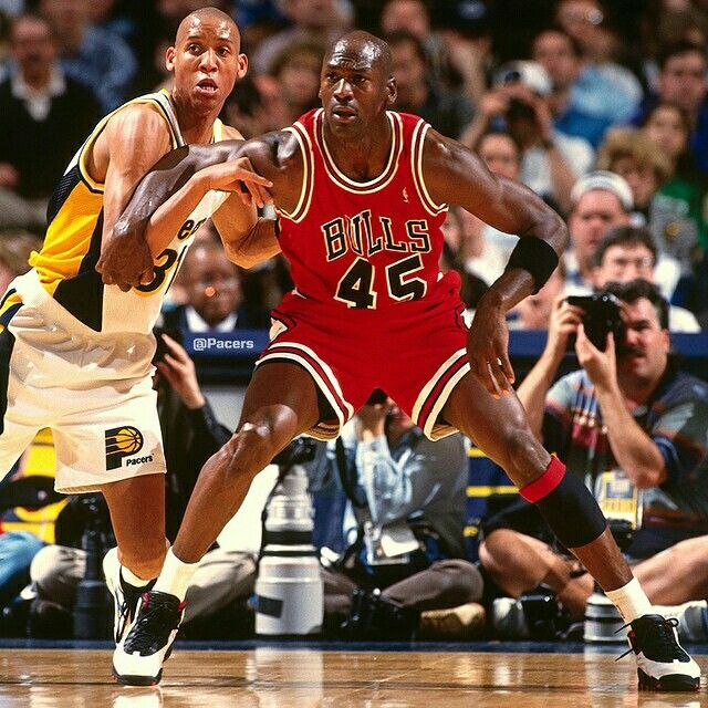 the early years of michael jordan a professional basketball player In its early years, nba blocked black players  the rens won the first world professional basketball tournament in  but they paved the way for michael jordan,.