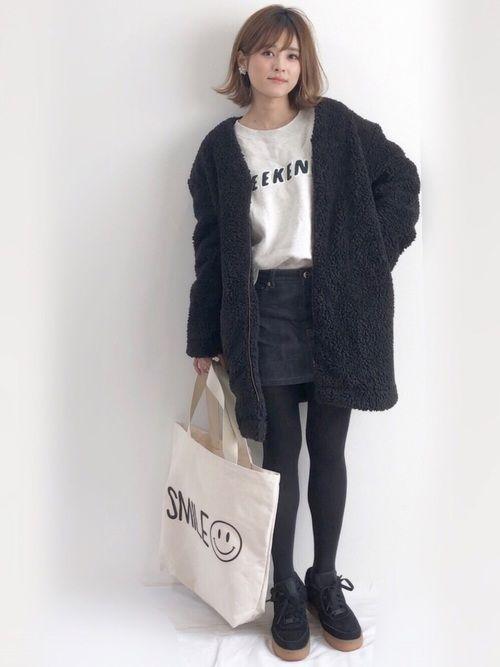 yun|URBAN RESEARCH Sonny LabelのTシャツ/カットソーを使ったコーディネートWEAR