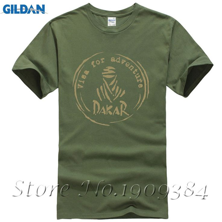 >> Click to Buy << Men's T shirts O-neck Short Sleeve Cotton Plus Size Mens T shirt printed DAKAR auto moto rally Tshirt For Men Birthday Gift #Affiliate