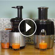 «Remisez presse-agrumes et centrifugeuses au placard, l'extracteur est LA machine à jus qu'il vous faut pour faire le plein de vitamines!» C'est ce que voudraient nous faire avaler les acteurs du…