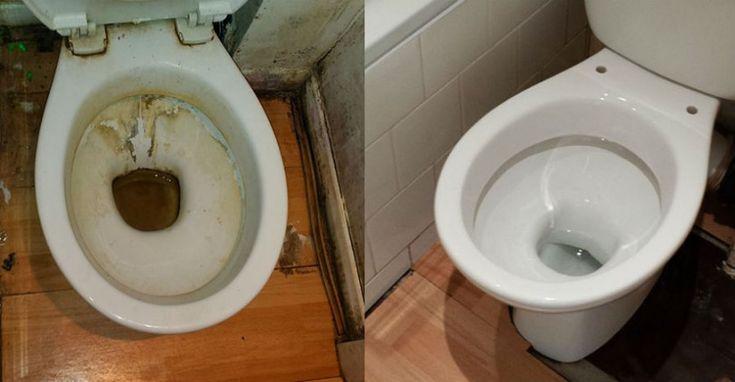 Κάντε την τουαλέτα σας να λάμψει, με αυτό το απίστευτο κόλπο