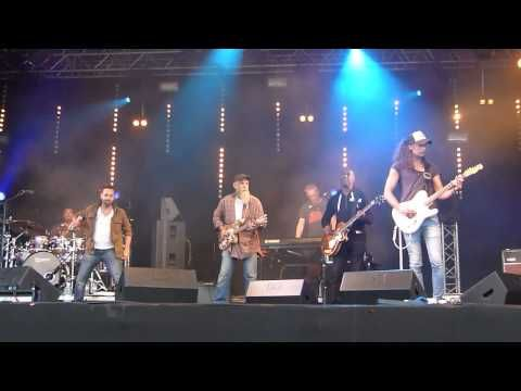 Alfie Boe & Seasick Steve 'Call Me The Breeze' Carfest South 24.08.13..HD