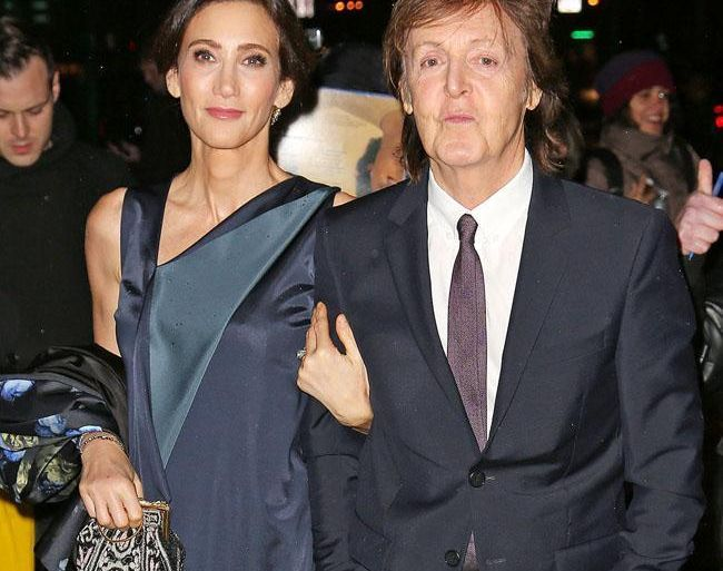 PAUL ON THE RUN: Paul McCartney's wife shocked by Kanye collaborati...