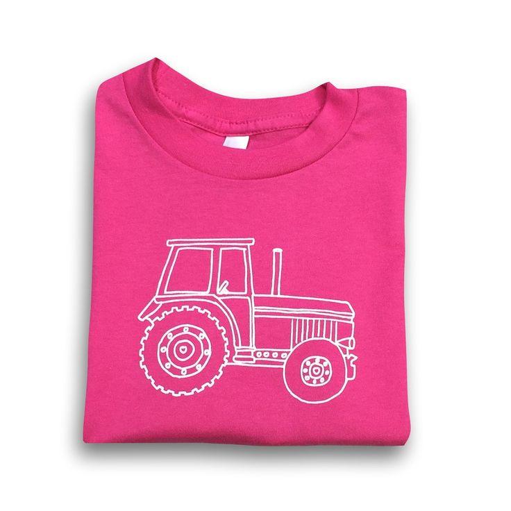 Big Green Tractor Short Sleeve Tee