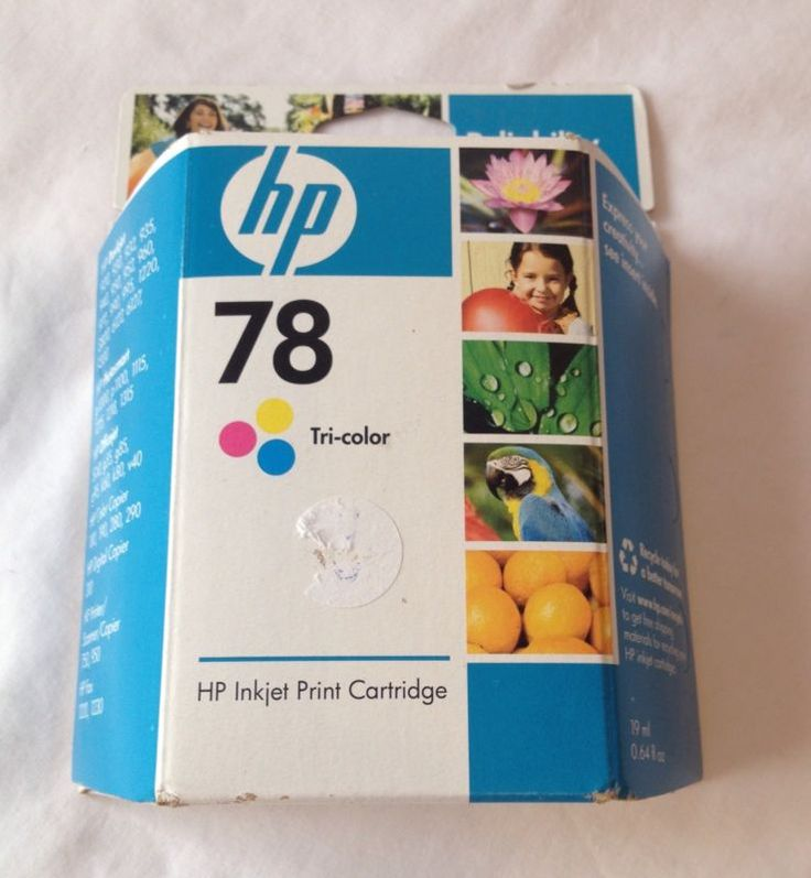 Ink Coupons For - HP 78 Tri-color HP Ink Cartridge Factory Sealed - http://www.inkcoupon.org/hp-78-tri-color-hp-ink-cartridge-factory-sealed/