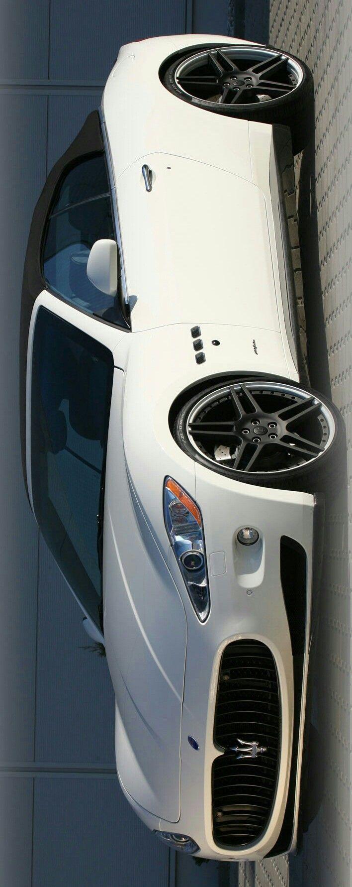 Maserati MC Stradale Novitec GranCabrio by Levon