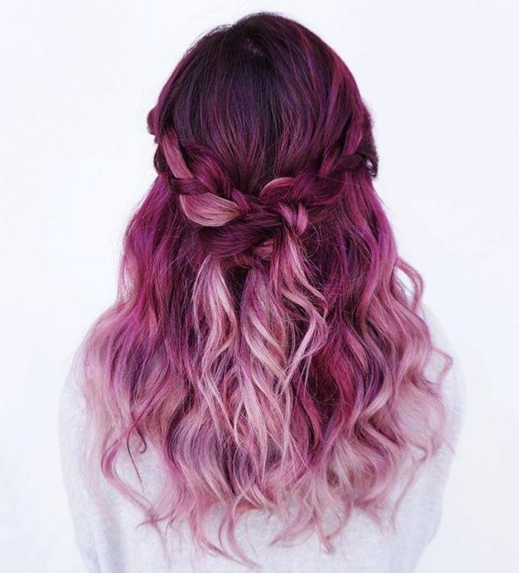 Mermaid Hairstyles 275 best mermaid hairstyles make up images on pinterest hairstyles braids and hair Top 25 Best Mermaid Hair Ideas On Pinterest Hair Dye Colors Bright Hair And Mermaid Hair Colors