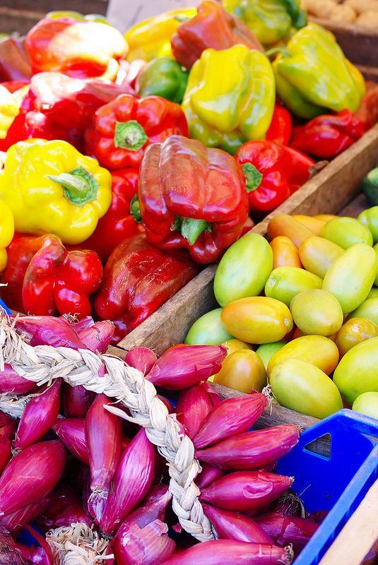 Quarante recettes avec le poivron : antipasti, mezzé, entrées, plats, végétarien ou pas, accompagnements... pour toutes les occasions !