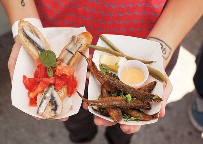 Top Artisan Food Markets in America Slideshow: In the Magazine: Bon Appétit#slide=1#slide=2#slide=12#slide=14