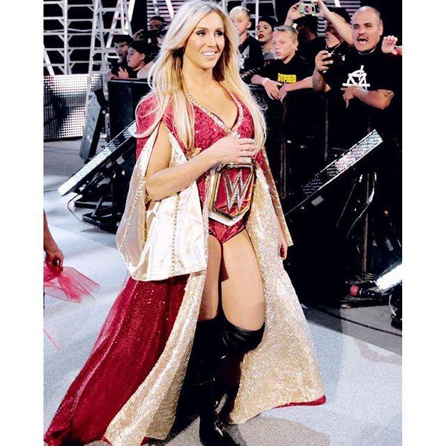 Charlotte #WWE