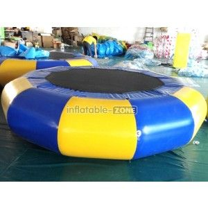 Small water trampoline cheap water trampolines for sale