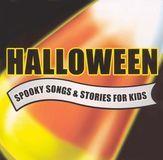 Halloween: Spooky Songs & Stories for Kids [CD]