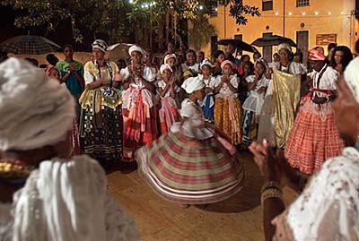 O Nordeste.com – Enciclopédia Nordeste - Samba-de-Roda do Recôncavo, Bahia