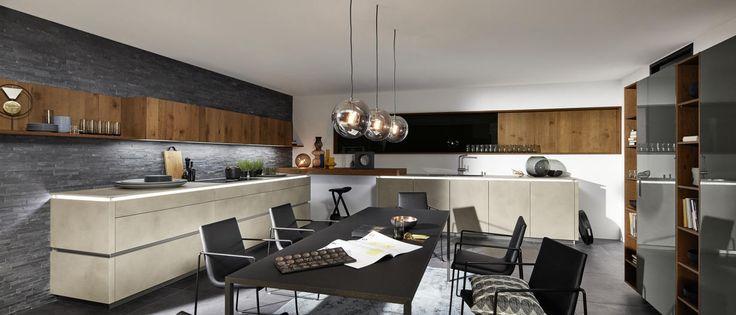 Moderne Küchen stilvoll, innovativ nolte-kuechende Küche - nolte küchen bilder