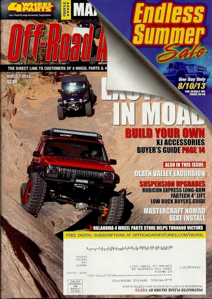 Ferrar Jeep Cherokee Build - Page 17 - Jeep Cherokee Forum