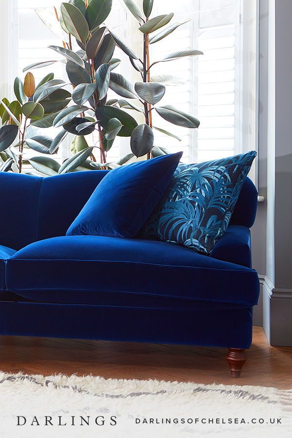 Galloway Corner Sofa Blue Sofas Living Room Velvet Sofa Living Room Blue Sofa Living