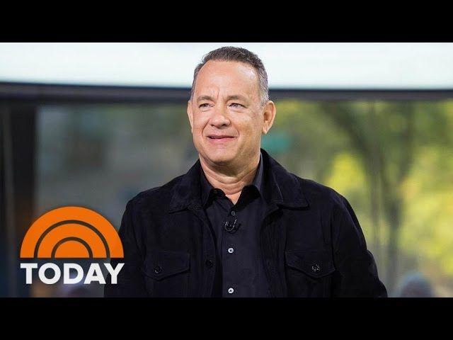 Tom Hanks Talks 'Inferno,' Presidential Debate Parody On 'SNL' | TODAY