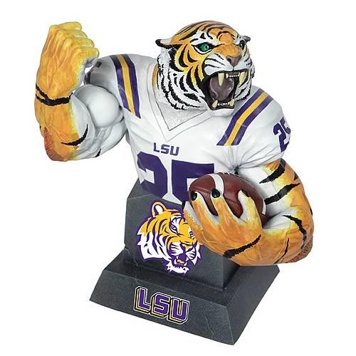 LSU Tigers Football Mascot Bust $59.99 | LSU Tigers ...