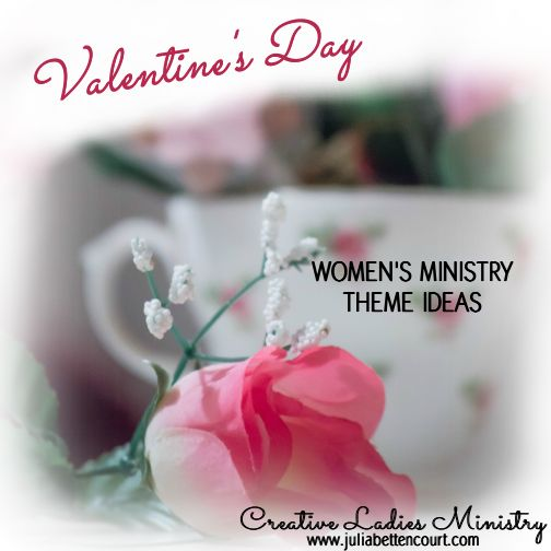valentine's day church banquet ideas