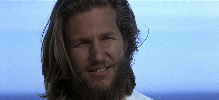 Jeff Bridges King Kong   Jeff Bridges and beard in King Kong