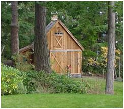 Visit BarnsBarnsBarns.com to find all types of small barn plans.