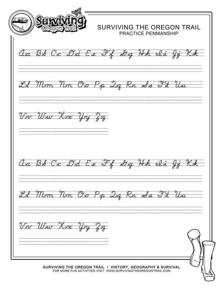 1st Grade Handwriting Worksheets Handwriting worksheets