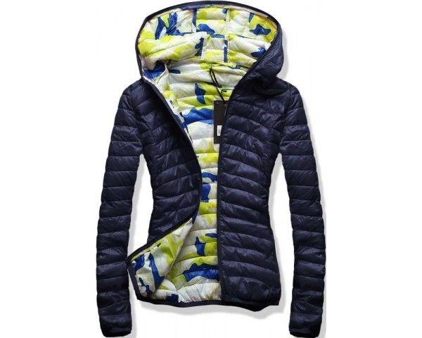 Dámská zimní bunda Lakros modrá