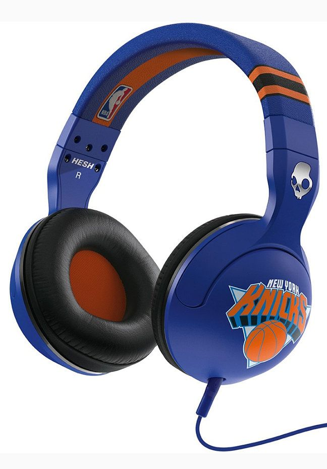 SKULLCANDY Hesh 2.0 Headphones With Mic knicks #planetsports