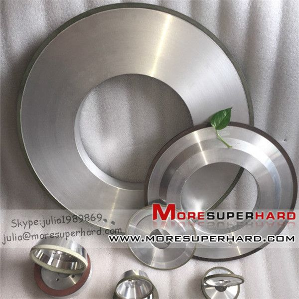 Resin Diamond Grinding Wheel For Thermal Spray Coating-julia@moresuperhard.com; Diamond grinding wheel for thermal spraying coating industry. Thermal spraying technology is used for producing coatings components or to reconditioning damaged parts. http://www.moresuperhard.com/7/grinding-wheel-for-thermal-spraying.html