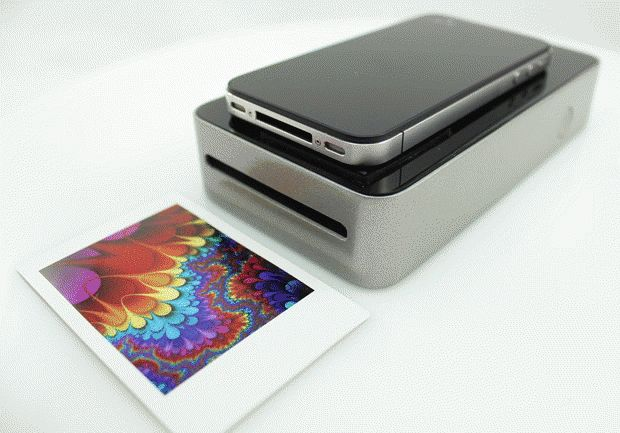 SnapJet: Turn your smartphone into a polaroid film printer! by SnapJet — Kickstarter