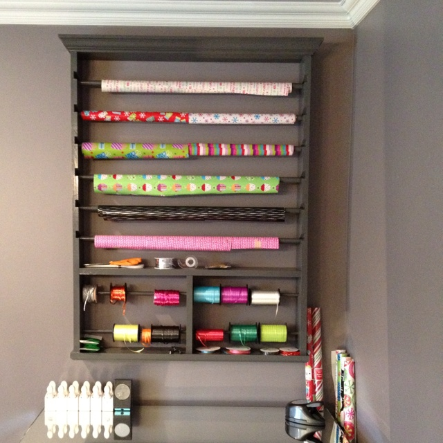 Sewing Room Gift Wrapping Room: 8 Best Wrapping Station Images On Pinterest