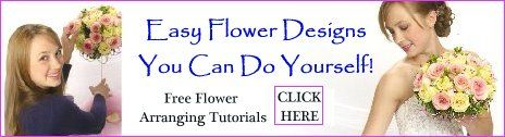 Florist how to do everything they do.  This site also sells you any of  their supplies so you can save big $$$$ and make it all yourself.  Also lots of decorating ideas for weddings, etc.