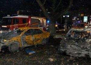 Lagi! Turki Di Guncang Ledakan Bom