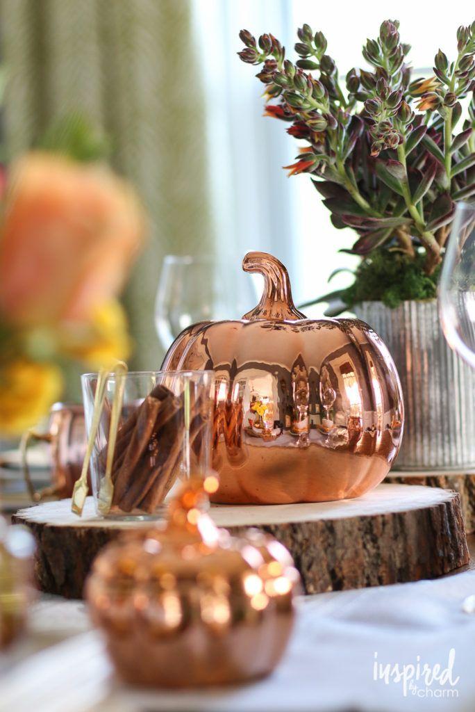 Best gold pumpkin ideas on pinterest pink pumpkins