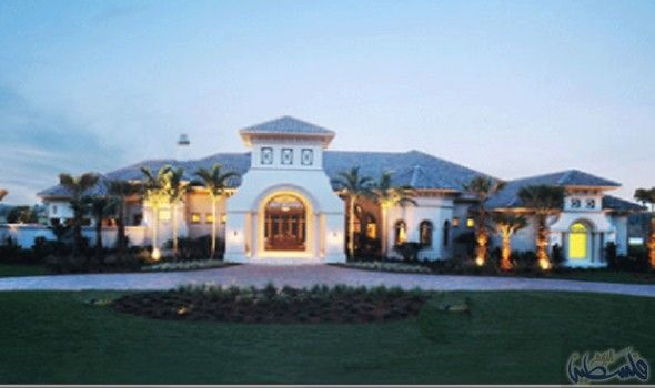 الفخامة تظهر داخل منزل هيفاء وهبي الموجود في بيروت Beautiful Homes Luxury Mediterranean Homes House Plans