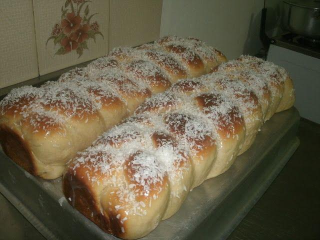 Minha Mesa: Pão Caseiro