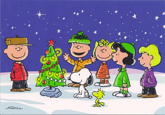 Merry Christmas Charlie Brown | Charlie Brown, Snoopy & Gang Merry Christmas | Flickr - Photo Sharing!